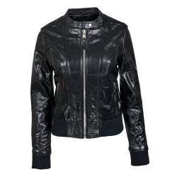 women's jacket leather...