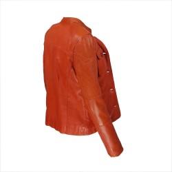 veste femme cuir quatre boutons bardo image de profil
