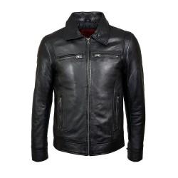 black laredo leather men's...