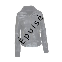 bello leather woman jacket