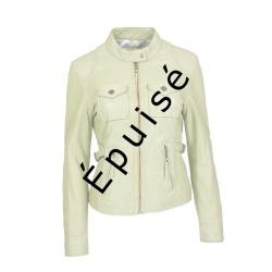 erro leather women's jacket