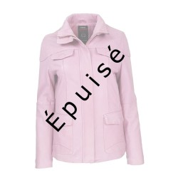 pinko leather women's jacket