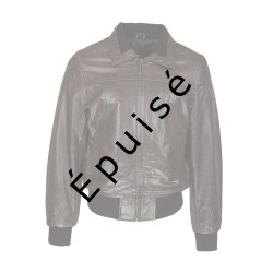 men's leather jacket amedio