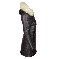 manteau-cuir-femme-maronn-profil