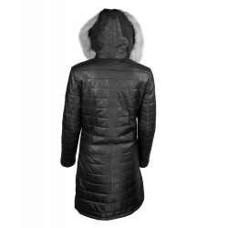 manteau-cuir-femme-noir-dos