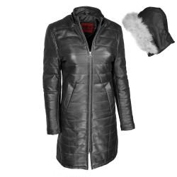 manteau-cuir-femme-noir-face-avec-capuche-detachee