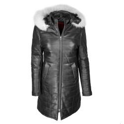 manteau-cuir-femme-noir-face-capuche