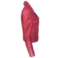 perfecto-femme-rouge-profil-strap