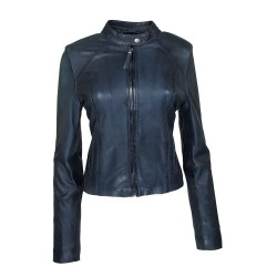 women's jacket leather parazo