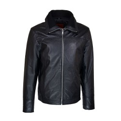 quito leather men's jacket