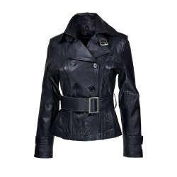 polizo leather women's jacket