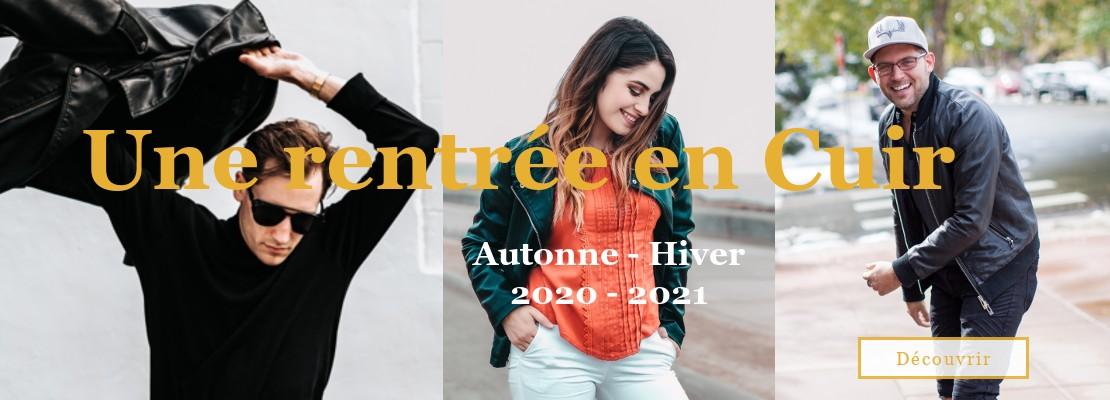 nouvelle collection automne hiver 2020 2021